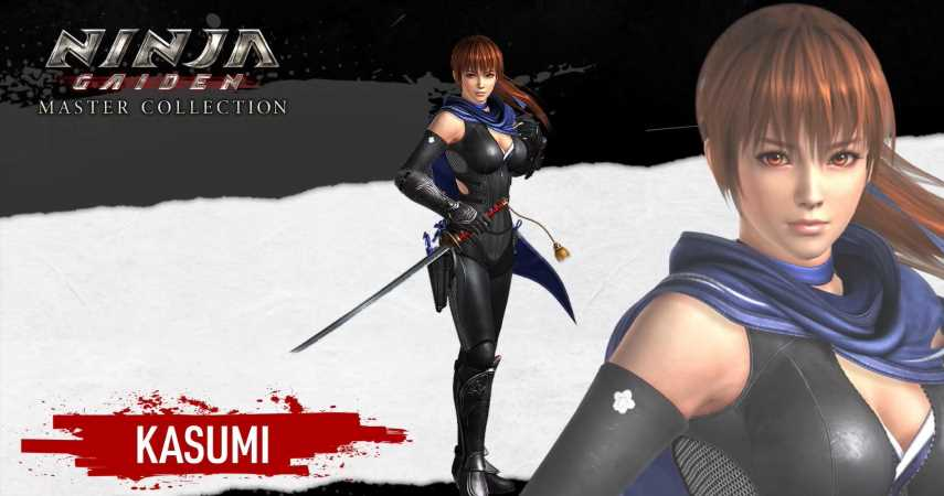 Ninja Gaiden: Master Collection's New Trailer Shows Ayane, Rachel, Momiji, and Kasumi In Action