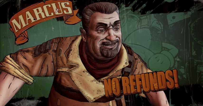 No Refunds: The Borderlands Movie Has Found Its Marcus Kincaid