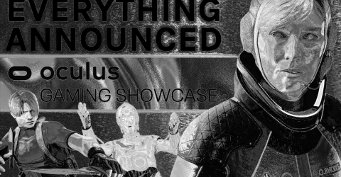 Oculus Gaming Showcase: Everything Announced Today