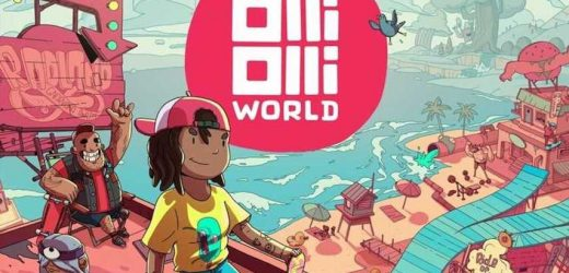 OlliOlli World Coming To Nintendo Switch And Other Platforms This Winter