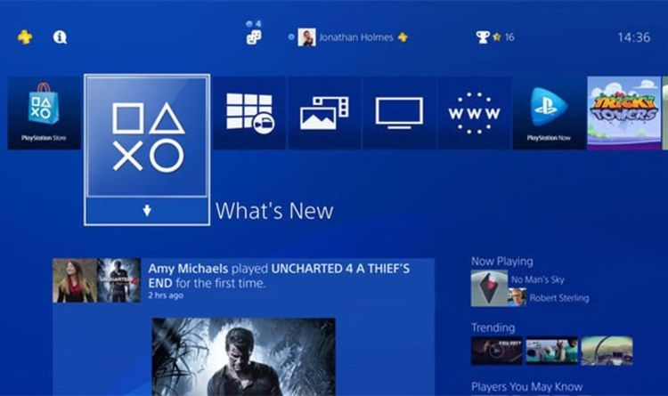 PS4 update 8.50: New PlayStation Software update adds features but drops Communities