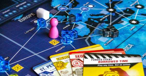 Pandemic creator's new board game, Daybreak, is about climate change