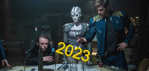 Paramount Studios Has Announced A New Star Trek Movie For June 2023
