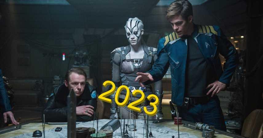 Paramount Studios Has Announced A New Star Trek Movie For June 2023
