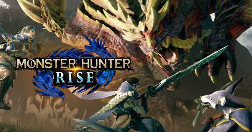 Patch Size Revealed For Monster Hunter Rise's April Update