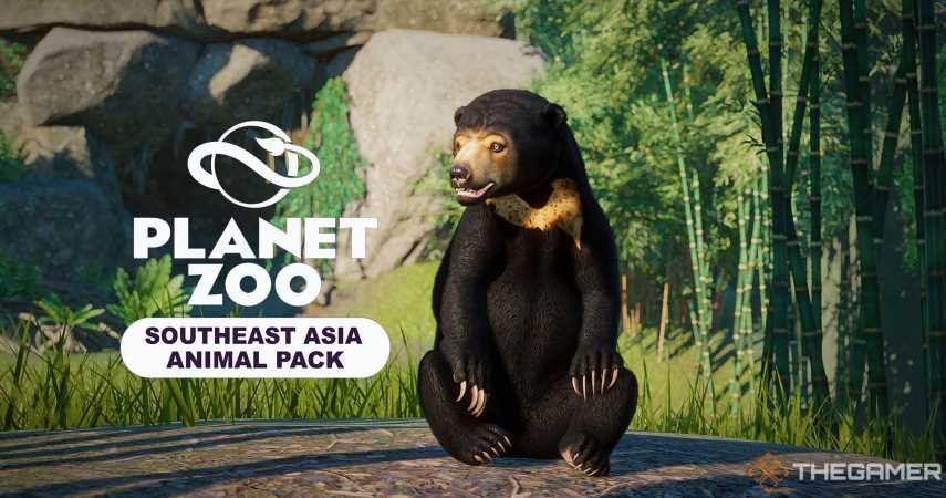 Planet Zoo Southeast Asia Animal Pack Overview: Climb All The Trees