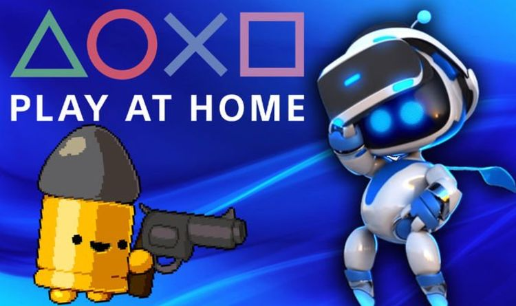PlayStation Play at Home free games: Last chance warning for Subnautica, Rez and more