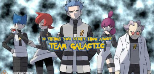 Pokemon: 10 Things You Didn't Know About Team Galactic
