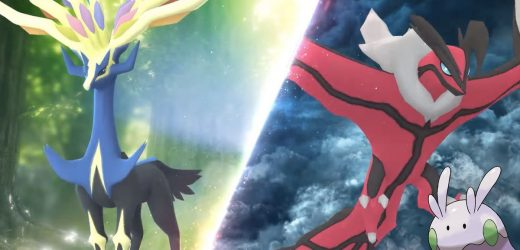 Pokémon Go adding Xerneas and Yveltal in new Luminous Legends events