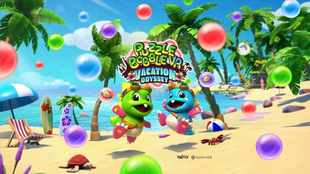 Puzzle Bobble VR Releasing on Quest May 20th, Trailer Here