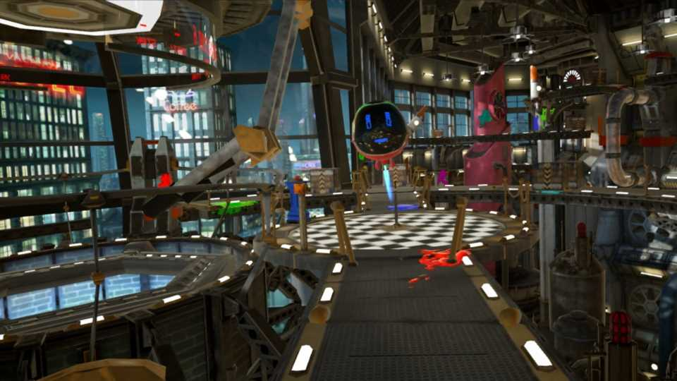 Rainbow Reactor: Fusion Announced For Quest And PC VR