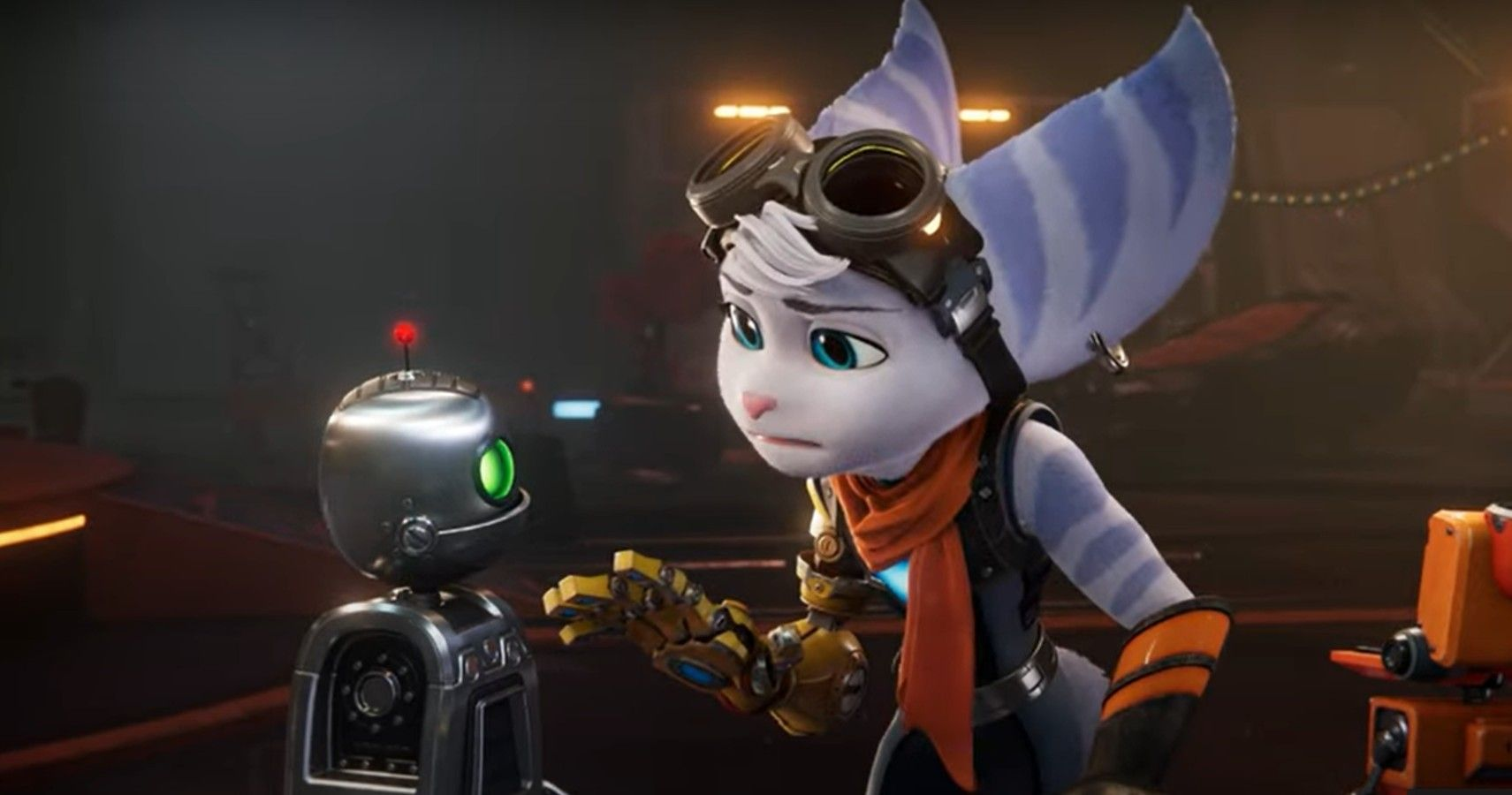 Ratchet And Clank: Rift Apart's New Trailer Reveals The Name Of The New Lombax