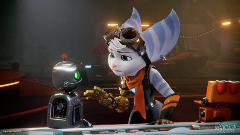 Ratchet & Clank: Rift Apart Trailer Reveals New Character's Name Is Rivet And Confirms Photo Mode