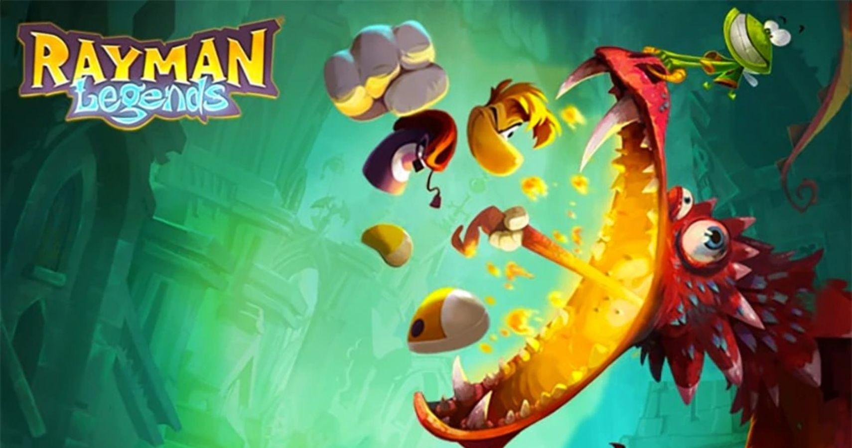 Rayman Legends Is Getting Released In Mainland China On The Nintendo Switch