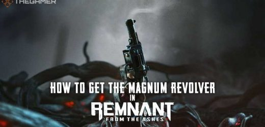 Remnant From The Ashes: How To Get The Magnum Revolver