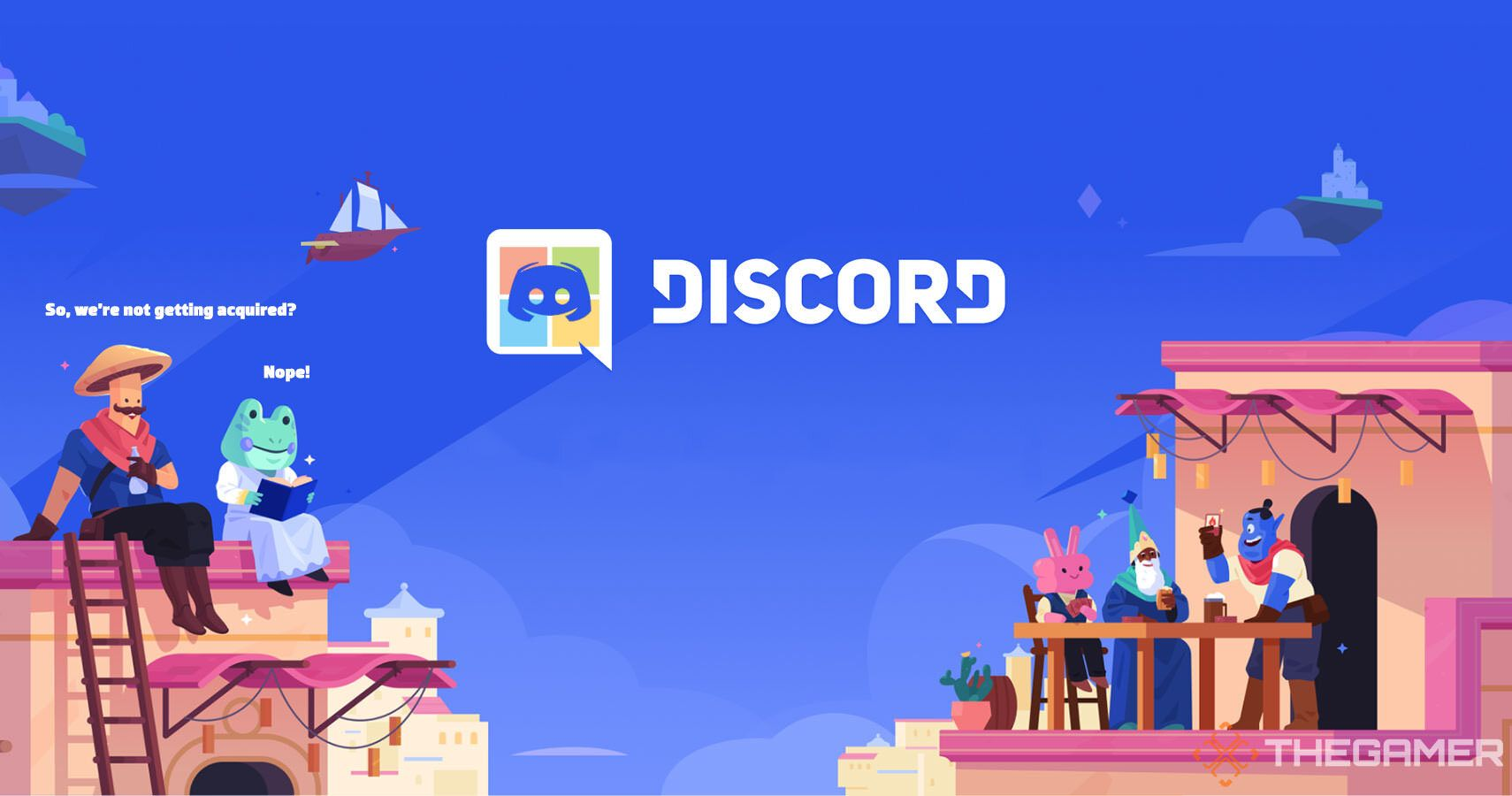 Report: Discord Will Not Be Acquired By Microsoft