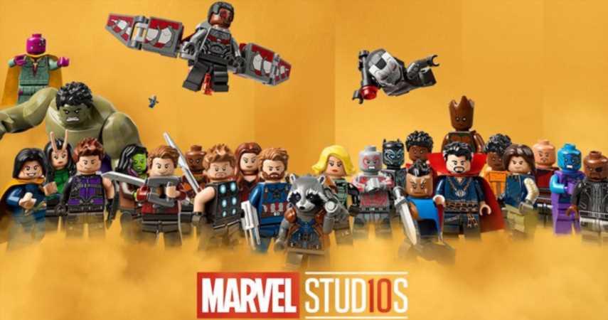 Rumor: Lego Sets Leak Steve Rogers Spider-Man And Thanos Gamora For Disney+ 'What If?'