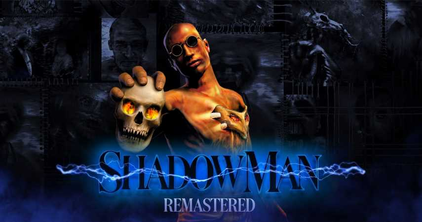 Shadow Man Remastered Releases Today On PC