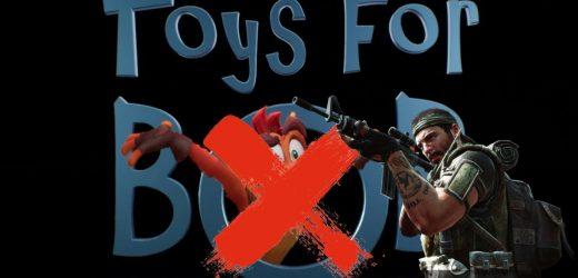 Skylanders Creator Toys For Bob Got Sucked Into The Warzone Machine