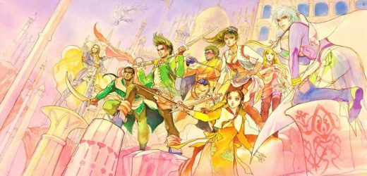 Square Enix Is Currently Working On Bringing Old Saga Frontier Titles To Modern Consoles
