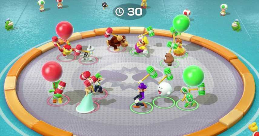 Super Mario Party's Update Just Makes Me Confused