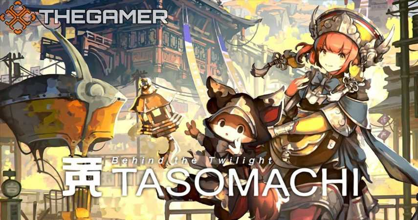 Tasomachi: Behind The Twilight Review: Might As Well Jump (And Do Nothing Else)
