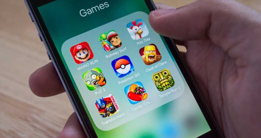 The Average iPhone User Spent More Than $75 On Games In 2020