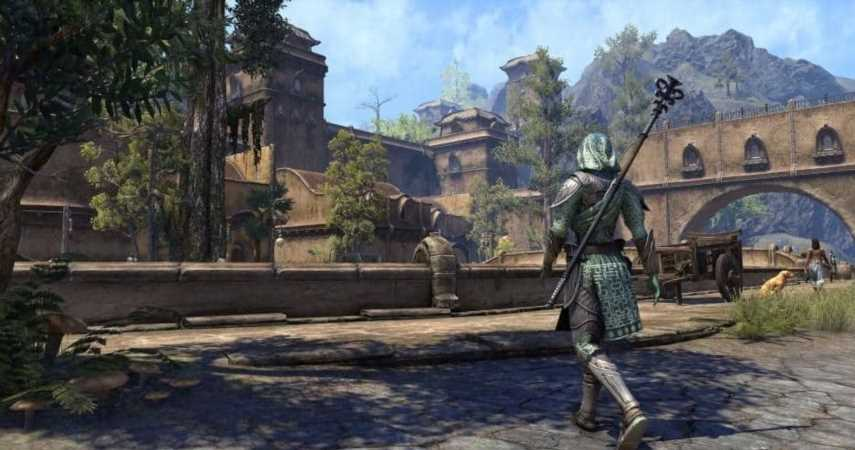 The Elder Scrolls Online Console UI Issues Won't Be Fixed Until June 8