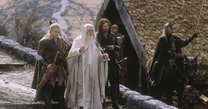 The Lord Of The Rings MMO Canceled By Amazon