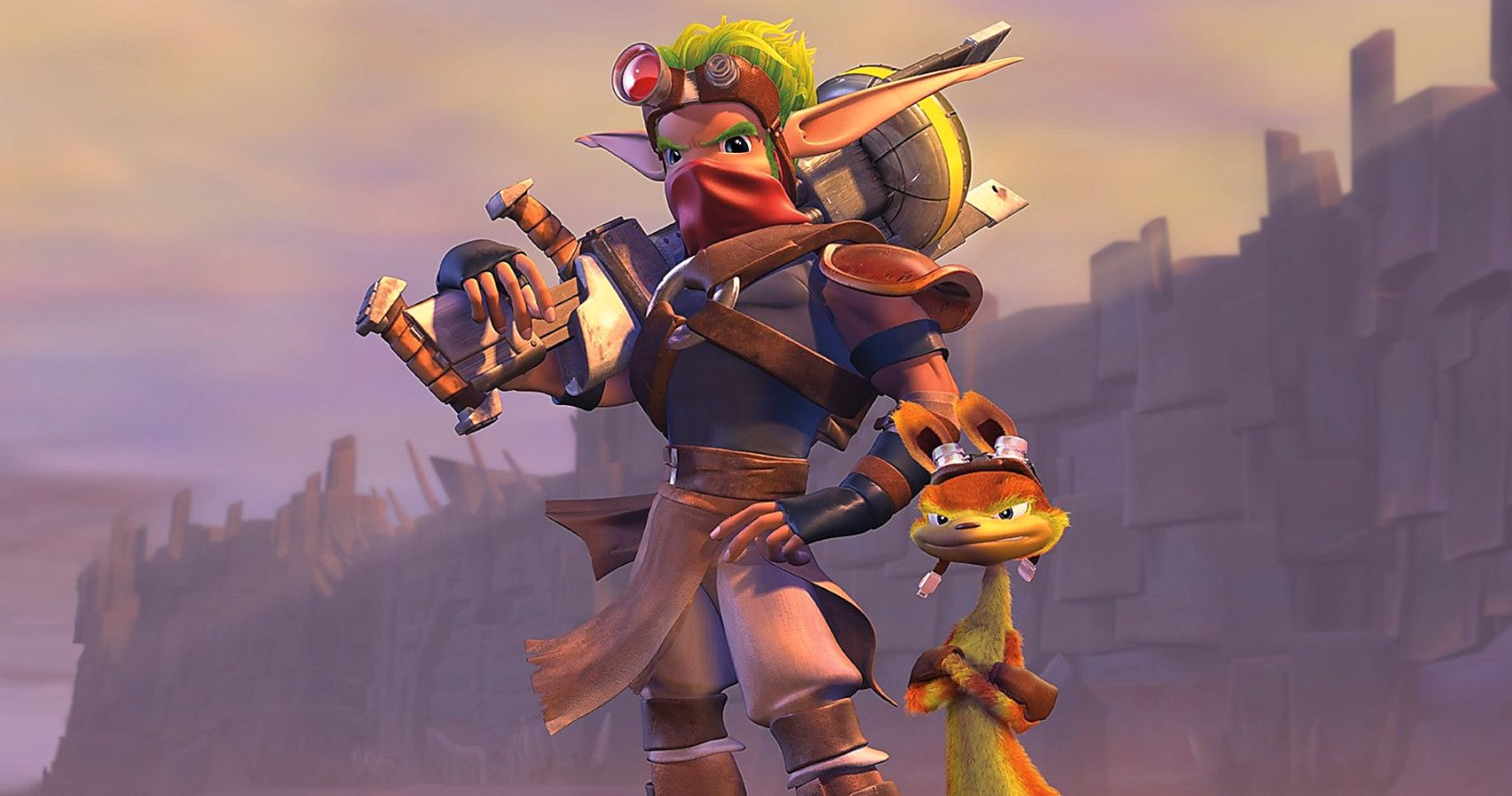 The New Ratchet & Clank Is Making Me Nostalgic For Jak And Daxter