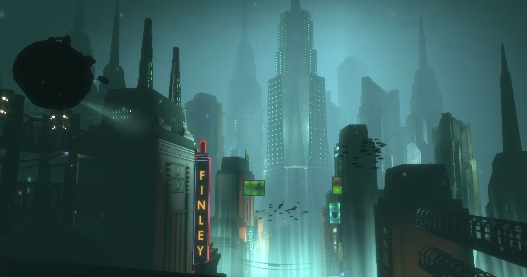 The Next BioShock Needs To Finally Leave Rapture Behind