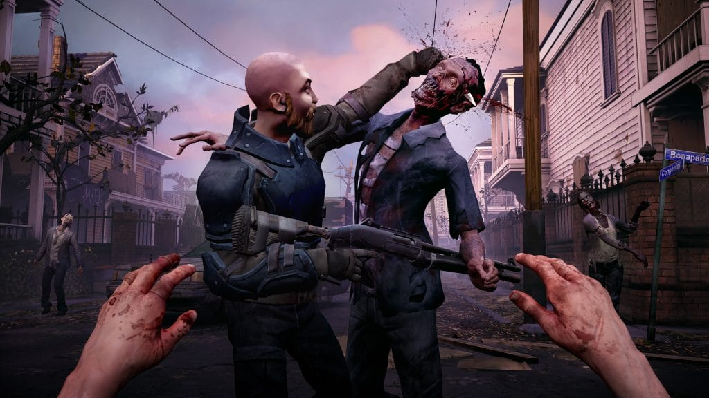 The Walking Dead: Saints & Sinners Aftershocks Revealed