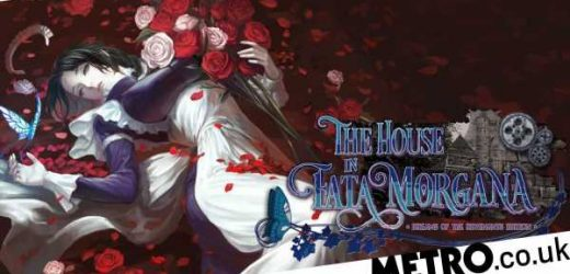 The first game to land a perfect Metacritic score is The House In Fata Morgana