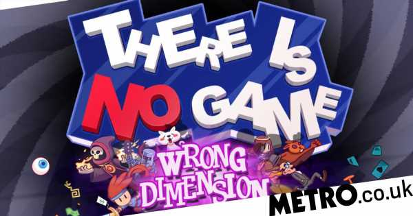 There Is No Game: Wrong Dimension Nintendo Switch review – a game about games