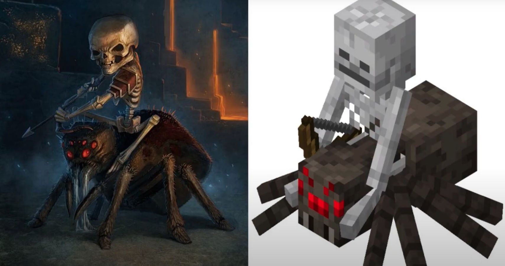 These Artists Designed Realistic Versions Of Iconic Minecraft Mobs