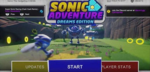 This Fan Made Sonic The Hedgehog Game Runs At 4K 60fps On PS5
