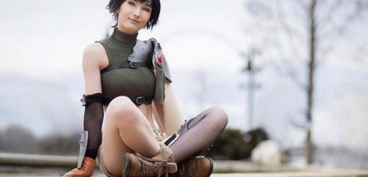 This Final Fantasy VII Yuffie Cosplay Will Get You Even More Excited For Remake Intergrade