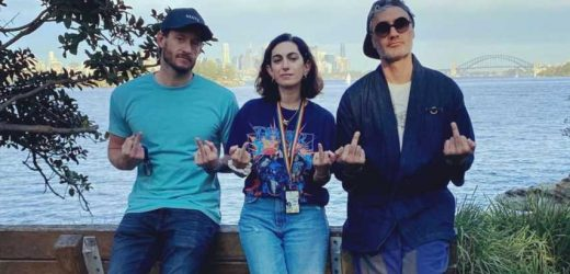 Thor: Love And Thunder Screenwriter Shares Set Photos With Taika Waititi and Tessa Thompson
