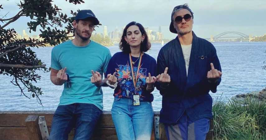 Thor: Love And Thunder Screenwriter Shares Set Photos With Taika Waititi and Tessa Thompson