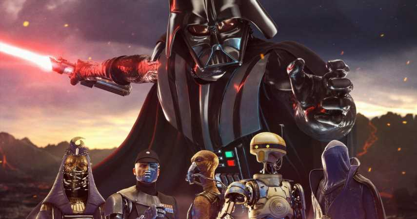Vader Immortal Is Getting A Special Retail Edition This Spring