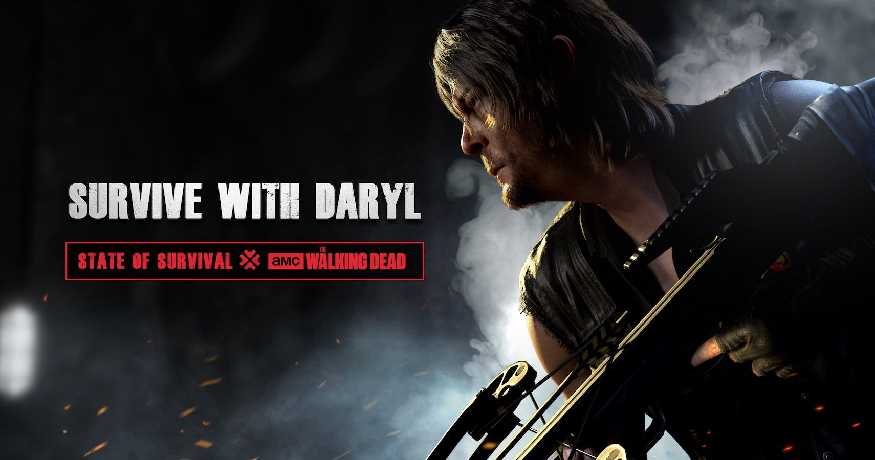 Walking Dead's Daryl Dixon Joins Mobile Game State of Survival