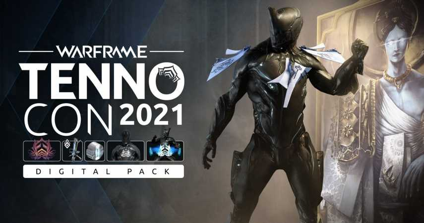 Warframe's TennoCon 2021 Will Take Place On July 17