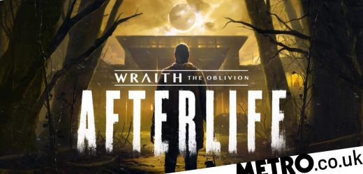 Wraith: The Oblivion – Afterlife reviews – ghosts of virtual reality