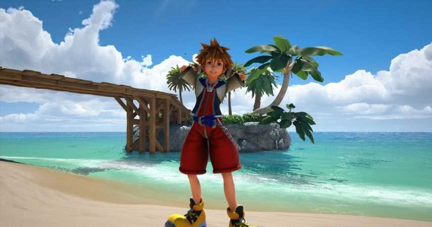 You Can Now Play As KH1 Sora In Kingdom Hearts 3 Via A Mod