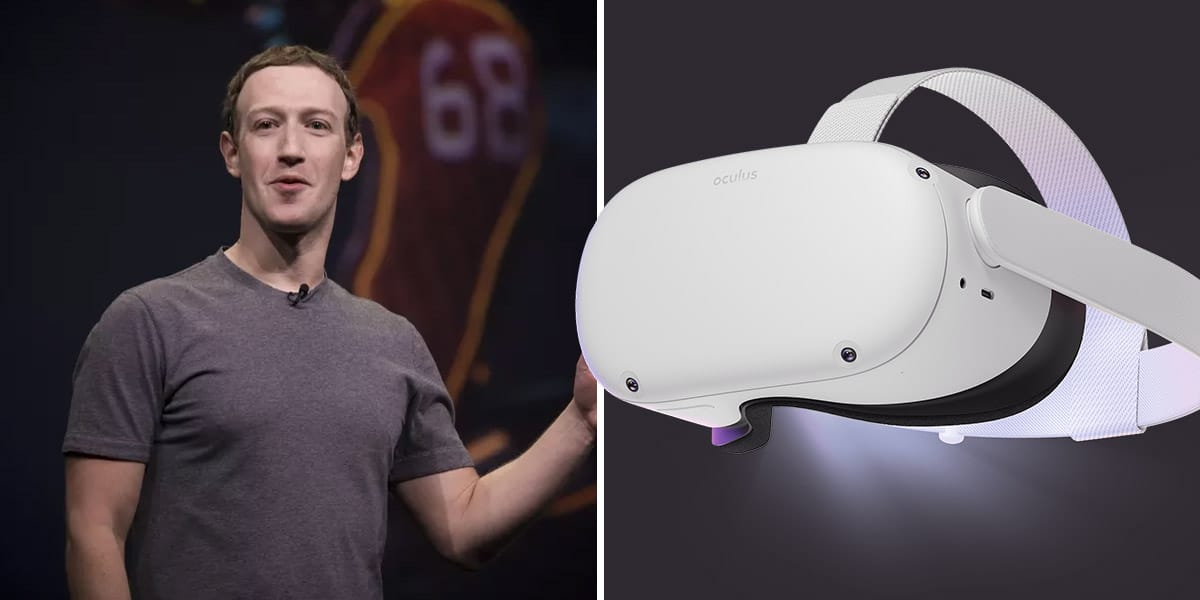 Zuckerberg: Consumers Aren't Going 'To Go For' Wired VR