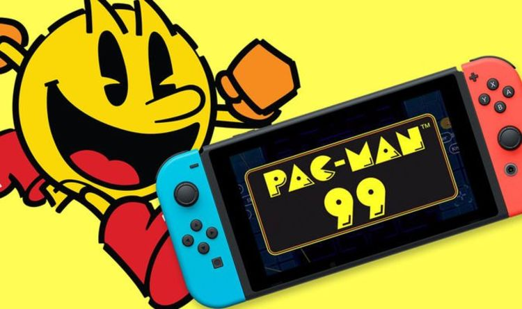 Pac-Man 99 REVEALED: Release date, time for Nintendo Switch Online's Mario 35 replacement