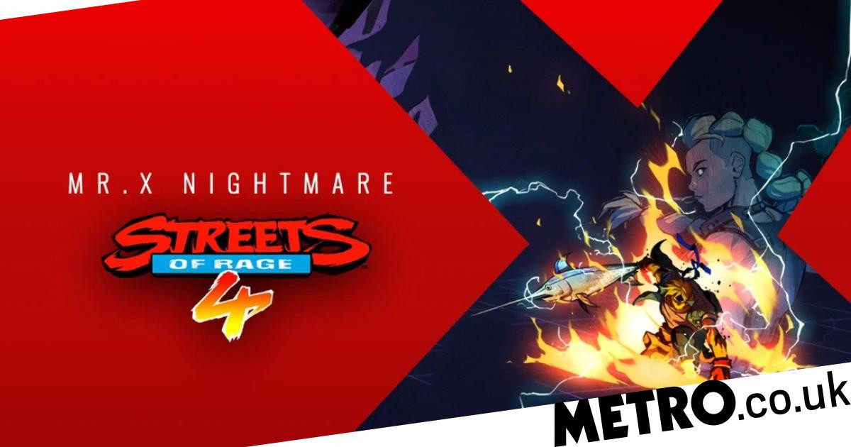 Streets Of Rage 4 DLC adds three new playable characters, including Estel