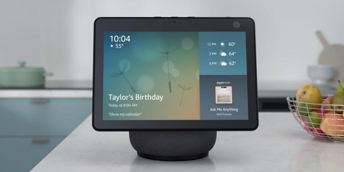 Amazon introduces choreographed motions with Alexa Presentation Language 1.6