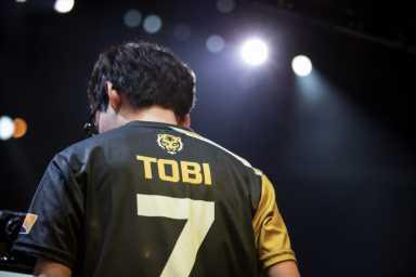 Tobi joins the Philadelphia Fusion