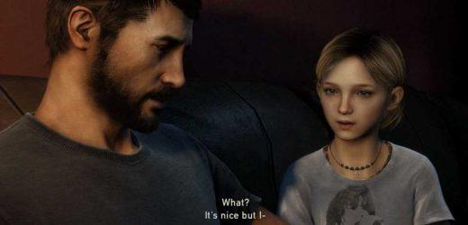Last Of Us Player Wonders Why Joel Was Working So Late On His Birthday